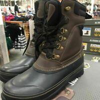 Khombu Men's Kenny All Seasons Boot Brown