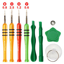 9 in 1 Opening Repair Tools Screwdriver Kit Set Pry Tools For iPhone 7/7P/8/8P/X