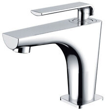 NEW Basin Mixer Tap Vanity Chrome Heavey Euro Luxury  OEM to Grohe
