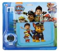 Paw Patrol Children's Watch & Wallet Gift Set For Kids Boys Girls Christmas 2019