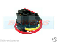 H4 472 3 PIN HEADLIGHT REPLACEMENT/REPAIR BULB HOLDER/CONNECTOR PLUG WIRE WIRING