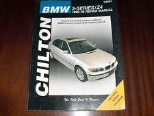 Reparaturanleitung BMW 3er E46 + Z4 ,ab 1999 - 2005