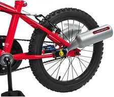 Turbospoke Bicycle Exhaust V 2.0 Waterproof With 24 Stick-on Decals Accessories