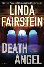 Death Angel Linda Fairstein Hardcover w Dustjacket 1st Edition Book Novel NEW
