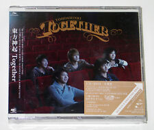 DBSK TVXQ - Together (Japan 15th Single) [Korea ver.] CD+DVD+Photocard+Free Gift