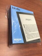 "NEW Kindle E-reader - Black, 6"" Glare-Free Touchscreen, Wi-Fi, Built-In Audible"