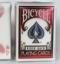 Limited Edition Bicycle Reveal Tuck Playing Cards