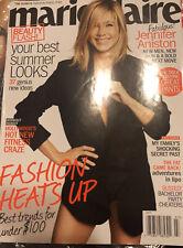 Marie Claire Magazine (July 2011) Jennifer Aniston