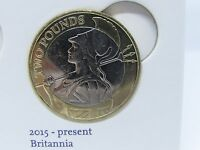 £2 Two Pound Coins UK Coin Hunt For The Royal Mint Albums