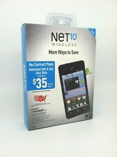Net 10 Huawei Ascend Plus Cell Phone Ready to Activate NEW