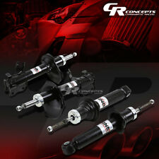 4PCS BLACK FRONT+REAR SHOCK ABSORBER STRUT LH+RH SIDE FOR 95-99 NISSAN MAXIMA