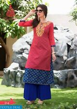 kurtis for women Ladies - Jacket Style Kurti Trendy and Modern Designer Kruta