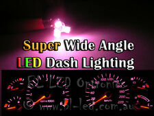 Pink LED Dash Kit For Nissan Stagea C34 & Skyline R34