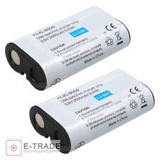 2x  Battery Klic-8000 for Kodak Easyshare Z612 Z712 IS Z812 IS Z1012 IS Z1015 IS