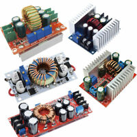 DC Converter 10/12/15/20A 150/250/300/400/1200W Step up Step Down Buck Boost US