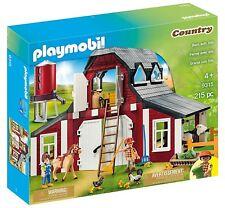 Exklusiv Playmobil 9315 Farmset, Bauernhof mit Silo und Zubehör NEU & OVP