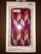 NIP Vera Bradley Chevron iPhone 7+ Case