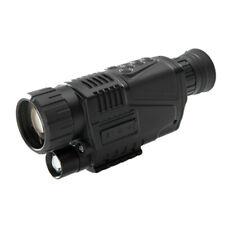 5X40 Night Vision Monocular Binoculars Telescopes Scope Hunting Infrared 200m