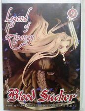 Blood Sucker Legend of Zipangu n. 9 di Okuse, Shimizu * SCONTO 50% NUOVO * JPop