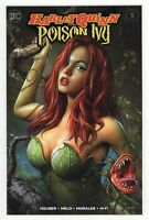 Harley Quinn & Poison Ivy #1 Maer POISON IVY TRADE Dress Variant