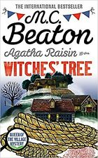 "M C Beaton Agatha Raisin and The Witches"" Tree Shelf Wear FREEPOST UK"