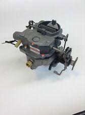 CARTER BBD CARBURETOR W/ FEEDBACK 1980-1983 CHRYSLER DODGE PLYMOUTH V8 ENGINE