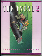 The Incal 2 GN Epic 1988 FN Moebius Jodorowsky