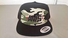 NEW Alien Workshop Cam Vet  Snapback Cap Hat