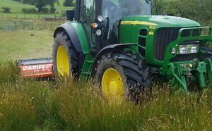 Alpha variflo XHD290+ Flail mower, tractor mount flail mower