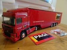 ELIGOR SEARCH IMPEX DAF XF 95 PAGE GROUP, 1:43, NEW