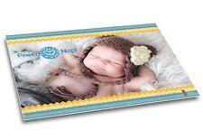 """Schreibtischunterlage Papier / 40 Blatt /59.4 x 42 cm """"Power Nap"""" I süßes Baby"""