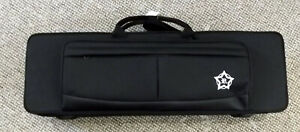 ROSETTI STRAIGHT SOPRANO SAXOPHONE CASE, NEW