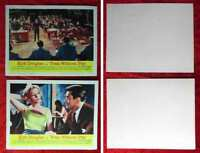 """2 Lobby Cards / Aushangfotos """"Town without Pity""""  Original US 1961"""