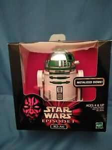 """Star Wars Episode 1 """"R2-A6"""" With Metalized Done"""