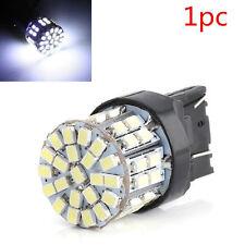 1 peice White T20 7443 W21/5W 1206 50SMD Car Tail Turn Braket Parking lamp Bulb
