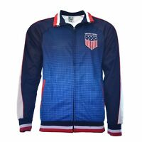 USA Jacket Track Soccer Adult Sizes American Flag united states National Team
