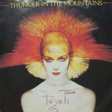 "Toyah(7"" Vinyl P/S)Thunder In The mountains-SAFE 38-65-VG+/VG"