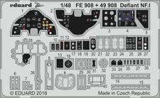 Eduard Pe 49908 1/48 Boulton-Paul Defiant Nf.i Set Detalle Airfix