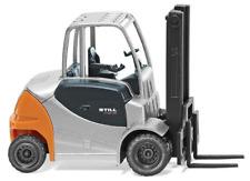 Wiking 066360 Still RX 60 Forklift HO/OO Gauge