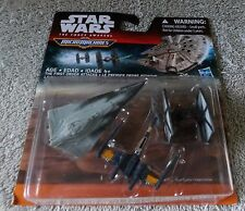STAR WARS 2015 MICRO MACHINES THE FIRST ORDER ATTACKS SET