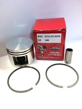 PISTON KIT FITS MCCULLOCH SUPER 250, 300,CHAIN SAW, REPLACES PART # 53941A, NEW
