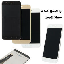 5.5'' Black LCD Display Touch Screen Digitizer Frame Assembly For Xiaomi Mi 5X