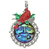 Kirks Folly Seaview Water Moon Cardinal Song Magnetic Enhancer (Silvertone)