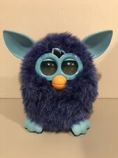 Blue Furby Electronic Interactive Toy 2012 Tested Working Clean VERY RARE!