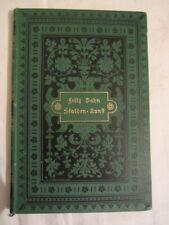 Felix Dahn Skalden Kunst, Schauspiel in drei Aufzügen 1882