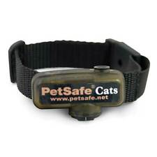PetSafe In Ground Cat Fence Receiver Collar Deluxe for Cats 6 lbs + Pet Safe