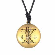Pendant Money Talisman Wealth Amulet Jewelry Necklace  jewelry