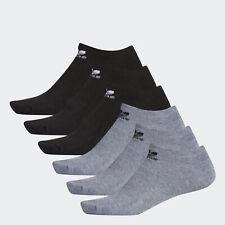adidas Originals Trefoil Ankle Socks 6 Pairs Men's