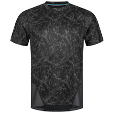 ASICS Men's Running T-Shirt Sports Zero Distract S/S Top - Black - New