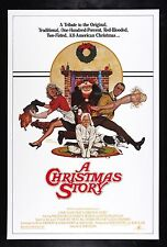 A CHRISTMAS STORY * CineMasterpieces ORIGINAL MOVIE POSTER RARE ROLLED 1983